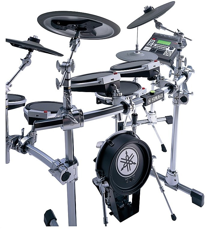 Yamaha dtxtreme iii special electronic drum set dtxt3 for Yamaha electronic drum kit for sale